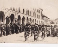 ITALIE  ROME  BERSAGLIERI  BICYCLETTE  TURIN - Guerre, Militaire