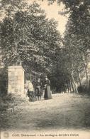 BELGIQUE - LIEGE - CHAUDFONTAINE - CHEVREMONT - La Montagne, Dernière Station. - Chaudfontaine