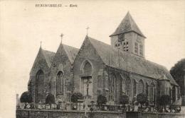 BELGIQUE - FLANDRE OCCIDENTALE - POPERINGE - RENINGELST - RENINGHELST - Kerke.