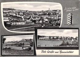 Allemagne  (Birkenfeld ) Viele Grusse Aus BAUMHOLDER  Multi Vues (Theater Lager Aulenbach) *PRIX FIXE - Birkenfeld (Nahe)
