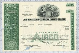 Air Reduction Company Incorporated - Aviation