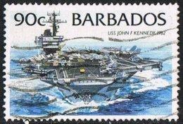 Barbados SG1039A 1994 Definitive 90c Good/fine Used - Barbados (1966-...)