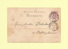 Munster - 4-2-1884 - Allemagne