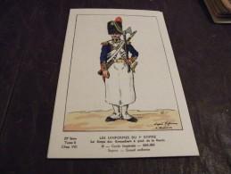 A142..CPA..MILITARIA..ILL USTRATEUR..H.BOISSELIER.L E Corps Des Grenadiers à Pied De La Garde. Beau Plan Animé.non Ecrit - Uniformi