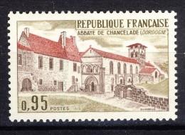 A VOIR!!!** N°1645 De 1970  SCAN CONTRACTUEL RECTO-VERSO - France