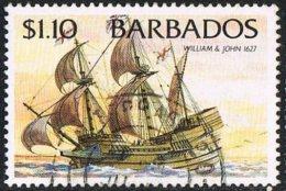Barbados SG1040A 1994 Definitive $1.10 Good/fine Used - Barbados (1966-...)