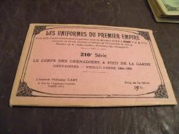 A142..CPA..MILITARIA..ILL USTRATEUR..H.BOISSELIER.. Le Corps Des Grenadiers.beau Plan Animé.non Ecrite.enveloppe Origine - Uniformi