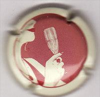CAPSULE DE CHAMPAGNE N°705 G DEGUSTATION 8/8 BORDEAUX COTE 1.00 EURO - Sonstige