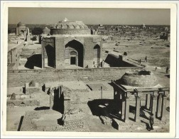 Pakistan Originals Photo Archaeological Thatta Makli Hill 20 X 15 Mm - Lieux