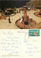 "Corregidor Giant 12"" Mortar Biggest Ever, Philippines Postcard Posted 1965 Stamp - Philippines"