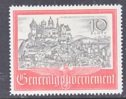 Germany Occupation Poland N 73  * - Occupation 1938-45