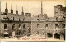 75005 PARIS - Ancien Hôtel Scipion Sardini - Meunerie Boulangerie De L'Assistance Publique - Arrondissement: 05