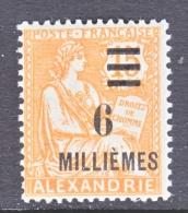 ALEXANDRIA   67  * - Alexandria (1899-1931)