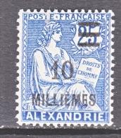 ALEXANDRIA   69  * - Alexandria (1899-1931)