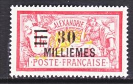ALEXANDRIA   71  * - Alexandria (1899-1931)