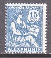 ALEXANDRIA   81  * - Alexandria (1899-1931)
