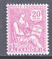 ALEXANDRIA   82  * - Alexandria (1899-1931)