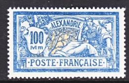 ALEXANDRIA   85   * - Alexandria (1899-1931)