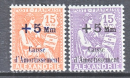 ALEXANDRIA    B 2-3    * - Alexandria (1899-1931)