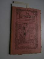 De Liefdadigheid November 1966 (Bois Du Renard Ath) : Guy Denis, E Bourron, Enz - Tijdschriften