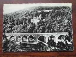 Remouchamps Château Montjardin Et Viaduc - Anno 1968 ( Zie Foto Voor Details ) !! - Aywaille