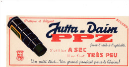 -  BUVARD Pub JUTTA-DAIM - 923 - Textile & Vestimentaire