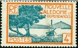 NUOVA CALEDONIA, NEW CALEDONIA, FRENCH TERRITORY, 1928, FRANCOBOLLO NUOVO (MNG),  Mi 138, Scott 138 YT 141 - New Caledonia