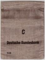 Alter Geldsack - Deutsche Bundesbank - Bank , Sparkasse , Post !!!! - [ 7] 1949-…: BRD