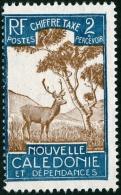 NUOVA CALEDONIA, NEW CALEDONIA, FRENCH TERRITORY, 1928, FRANCOBOLLO NUOVO (MNG) - New Caledonia