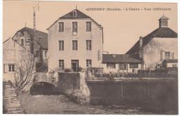 CPA - QUINGEY - L'usine - Vue Intérieure - France