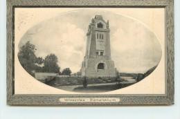 WEISSENFELS  - Bismarckturm. - Weissenfels
