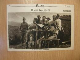 Poland - Przemysl Battle -Russian Prisoners - Ustro-Hungarian Army - WWI-grande Guerre 1914-18 - Print   W112 - Autres