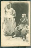 N°128  -  Alger  - Mauresques Dans Leur Intérieur  -  LFL122 - Alger