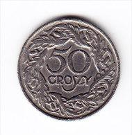 POLOGNE Y 13 1923, 50C. (4PM21) - Pologne