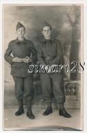 CARTE PHOTO MILITAIRE - 2 Eme - Regiments