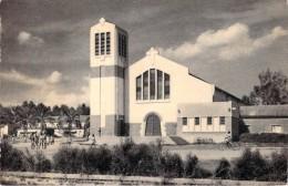 Congo - Kinshasa (Lubumbashi) ELISABETHVILLE Collège St François De Sales-Eglise De La Mission Saint-Jean - Lubumbashi