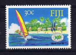 """Fiji - 1988 - """"Expo 88"""" World Fair, Brisbane - MNH - Fidji (1970-...)"""
