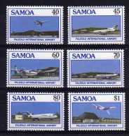 Samoa - 1988 - Opening Of Faleolo Airport - MNH - Samoa