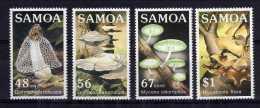 Samoa - 1985 - Fungi - MNH - Samoa
