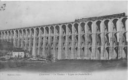 Chaumont Le Viaduc Ligne De Paris-Belfort Très Bon Etat - Chaumont