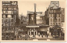 Paris - Le Bal Et Le Cinéma Du Moulin Rouge - Paris (18)