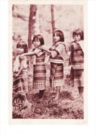 Republique Philippines Jeune Filles Philippines - Cartes Postales