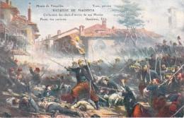 Image - BON-POINT Bataille De Magenta (1) -Editions Sirop  Deschiens (Voir Scan R / V )(militaria) *PRIX FIXE - Chromos