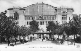 64 - Biarritz - La Gare Du Midi - Gares - Sans Trains
