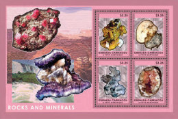 Grenada Grenadines-2014-Rocks And Minerals - St.Vincent E Grenadine