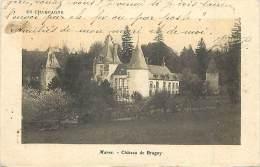 Depts Divers - Marne -ref M947- En Champagne - Charteau De Brugny - Carte Bon Etat  - - Frankrijk