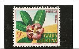 FLORES  N°159 * Charnière - Wallis-Et-Futuna