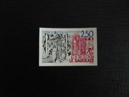 MONTBENOIT LE SAUGEAIS  N° 2495 A Côte 14 Euros   Non Dentelé - Frankrijk