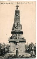 67. Wörth-morsbronn. Monument Des Cuirassiers Français - Woerth