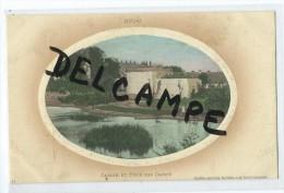 CPA -Douai - Jardin Et Tour Des Dames - Douai